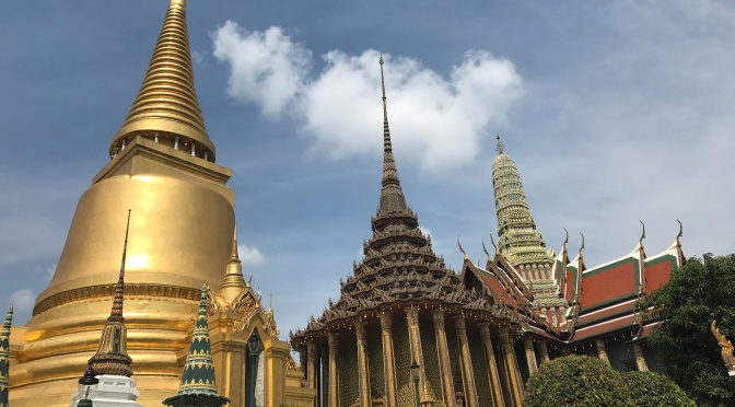 Riding an elephant – Asia tour – Part#2