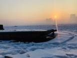 Harbin river